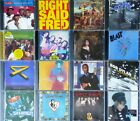 16 Rock & Pop Albums; Chrissy Steele. (80s - 90's, bundle) All in Good condition