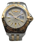 Breitling Galactic 41 Two-Tone 18K/SS Watch C49350 - Serviced, Mint