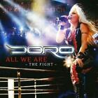 Doro : All We Are, the Fight CD (2007) Highly Rated eBay Seller, Great Prices
