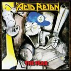 Acid Reign - Fear/Humanoia - Acid Reign CD TAVG The Fast Free Shipping