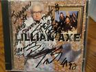 LILLIAN AXE - POETIC JUSTICE - CD - SIGNED - Pristine - Free Shipping!