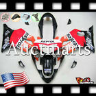 For Honda CBR600F4 Sport 1999-2000 Fairing Bodywork ABS Repsol Orange 1o3 PA