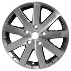 OEM Remanufactured 17 X 65 Alloy Wheel All Painted Bright Hypersilver 02332