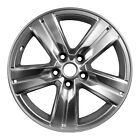 OEM Remanufactured 16 X 65 Alloy Wheel All Painted Bright Sparkle Silver 05570