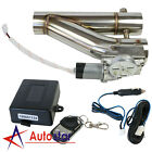 3 inch 76mm Exhaust Control E cut Out Dual Valve Electric Y Pipe with Remote Kit