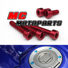 Aluminum Fuel Cap Bolts Kit For Ducati SuperSport 1000DS All Year Monster 821