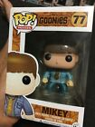 Funko Pop Vinyl - Mikey The Goonies - Rare Vaulted Mint Condition #77