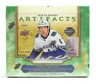2018 19 Upper Deck Artifacts Hockey FACTORY SEALED Hobby Box Free S