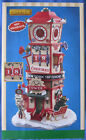 Brand New Lemax Village Collection 2018 Christmas Countdown Clock Tower