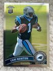 2011 Topps Chrome SSP Rookie RC Cam Newton Panthers