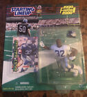 Starting Lineup 1999 Ricky Watters Seattle Seahawks Action Figure+Card-Mint Cond