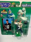 RYAN LEAF 1998 San Diego Chargers Rookie Starting Lineup Action Figure + Card