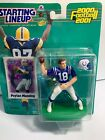 Peyton Manning 2000 Indianapolis Colts Starting Lineup Action Figure + Card