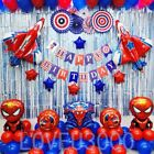 Spiderman Birthday Party Decorations Spiderman Balloons set 84 Pcs USA