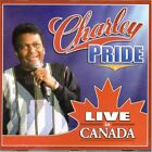 Charley Pride - Live in Canada - Charley Pride CD ACVG The Fast Free Shipping