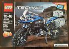 NEW LEGO® Technic 42063 BMW R 1200 GS Adventure - Factory Sealed - Retired