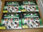 2019 Topps BASEBALL STICKER COLLECTION FACTORY SEALED BOX LOT OF 4 BOXES