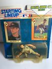 1993 STARTING LINEUP CAL RIPKEN JR BALTIMORE ORIOLES Action Figure W/ Cards