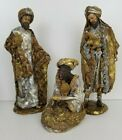 Department 56 Nativity 3 Wisemen Kings Set VERY RARE