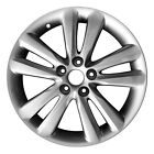 OEM Remanufactured 18 X 65 Alloy Wheel All Painted Bright Sparkle Silver 70795