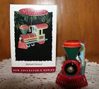 Hallmark Ornament ~ 1994 Yuletide Central Train Car 1st in Series ~ New in Box