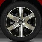 18x75 Factory Wheel Black For 2011 2015 Honda Pilot