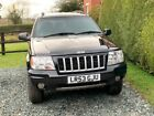 LARGER PHOTOS: 2003 Jeep Grand Cherokee 2.7 Limited Spares or Repairs