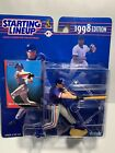 1998 Mark Grudzielanek Starting LineUp Montreal Expos Action Figure + Card