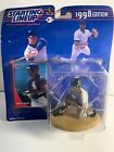 Starting Lineup Albert Belle 1998 Chicago White Sox Action Figure + Card