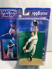 Starting Lineup Larry Walker 1998 Colorado Rockies Action Figure  + Card