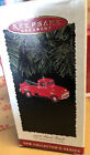 Hallmark 1995 #1 In The All American Trucks SERIES 1956 Ford Truck Ornament  RED