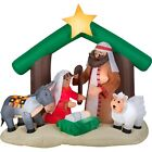 Airblown Inflatables Holy Family Nativity Scene