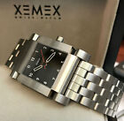 XEMEX Herrenuhr AVENUE QUARTER Automatikuhr 2892-A2 swiss made Edelstahl