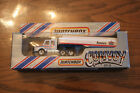Matchbox Convoy CY17 Scania Tanker Amoco Gas Window Box