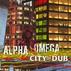 Alpha and Omega - City Of Dub - Alpha and Omega CD 9MVG The Fast Free Shipping