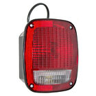 Tail Light Assembly for 87-90 Jeep Wrangler Drivers Taillamp w/ Housing 56006517