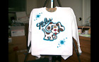 BLUES CLUES PUPPY DOG Airbrushed T shirt or Hood Custom Personalized All Sizes