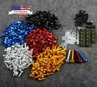 US bodywork Fairing Bolts Screws For Honda CBR 600RR 1000RR 125R 250R 300R NSR50