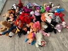 ty tiny beanie babies lot include lips and chops
