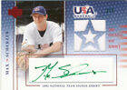 Max Scherzer Rookie Cards Checklist and Autographed Memorabilia Guide 15