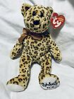 TY Leopold Beanie Baby Rainforest Cafe 2007 Rare Vintage with Tags mwmt