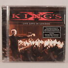 =KING'S X Live Love In London (CD 2010 InsideOut) (SEALED) 0520-2