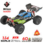 WLtoys 144001 1:14 60km/h 2.4G RC 4WD Off-road Vehicle High-speed Drift Car C