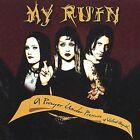 A Prayer Under Pressure of Violent Anguish [PA] by My Ruin (CD, May-2001, Spitf…