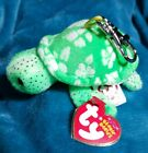 TY BEANIES: SUNRISE THE TURTLE w/Metal  clip - MWMTS Hard to find  *2006*