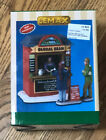Lemax Global Bean Coffee Kiosk - 3 Piece Holiday Village Accent