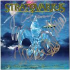 STRATOVARIUS A Million Light Years, FULLY SIGNED Timo Tolkki Kotipelto AUTOGRAPH