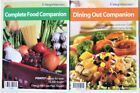 Weight Watchers Complete Food  Dining out Companion book set Turnaround plan