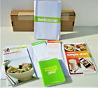 Weight Watchers PointsPlus Simple Start Kit Welcome book Pocket Guide tracker