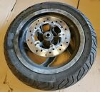 PIAGGIO FLY 125 2005-2011 FRONT WHEEL WITH MICHELIN 120/70-12 TIRE
